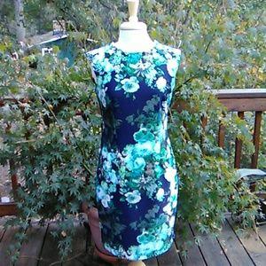 Liz Claiborne Ponte Sheath Dress